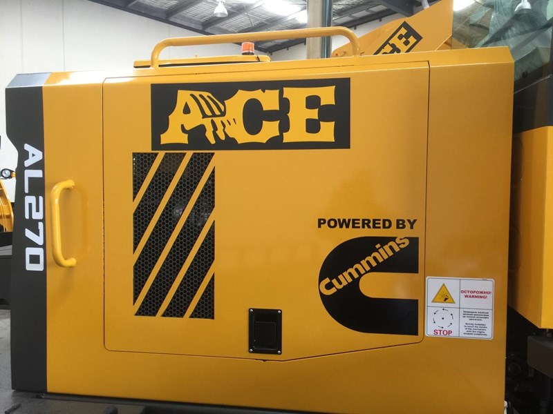 ace machinery al270 551868 011