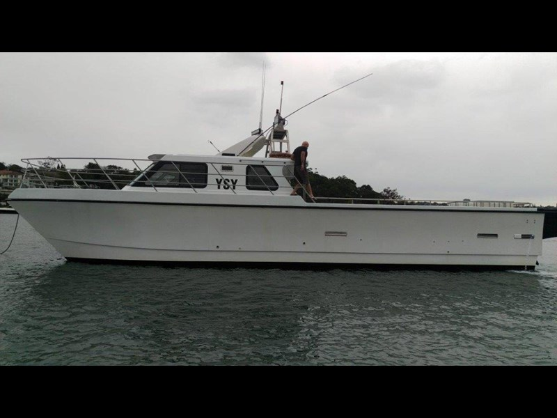 custom cray / crew / fishing / work vessel 534715 059