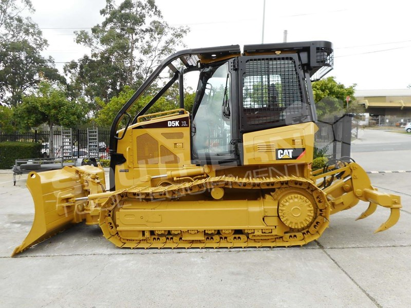 Tractor Forestry Package : Caterpillar d k xl bulldozer forestry package for sale