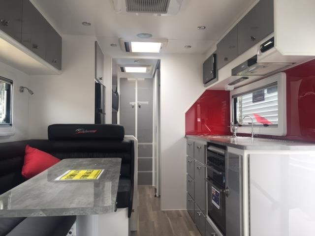 masterpiece caravans performance 22.6ft family van 435470 029