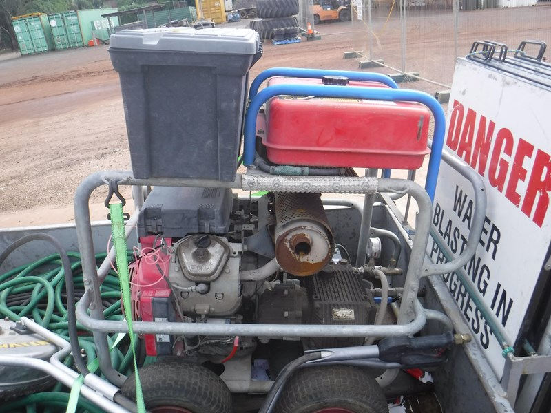 spitwater trailer mounted pressure cleaner 581362 007