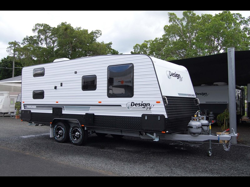 design rv forerunner family f2 21' outback 494753 009