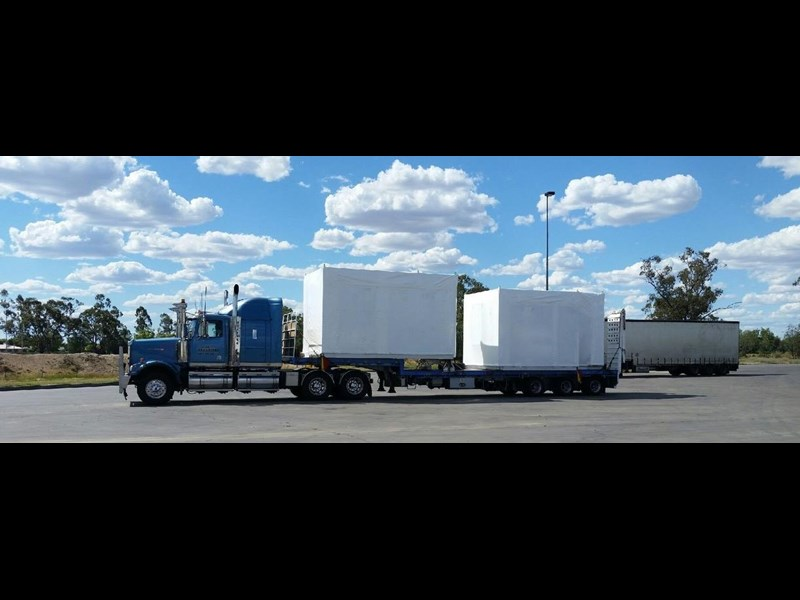 bullet extendable machinery trailer 292113 035