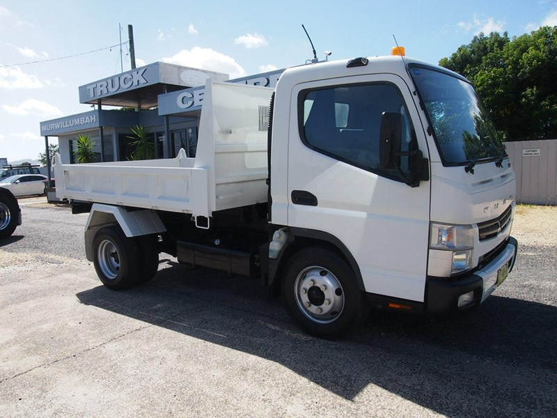 fuso canter 715 tipper 564552 011