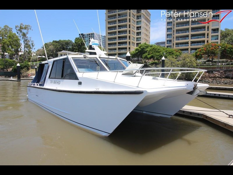 custom alloy catamaran 564842 005