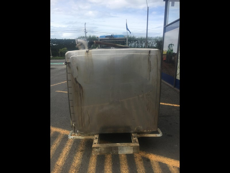 custom tank trailer stainless steel water tank 566128 007