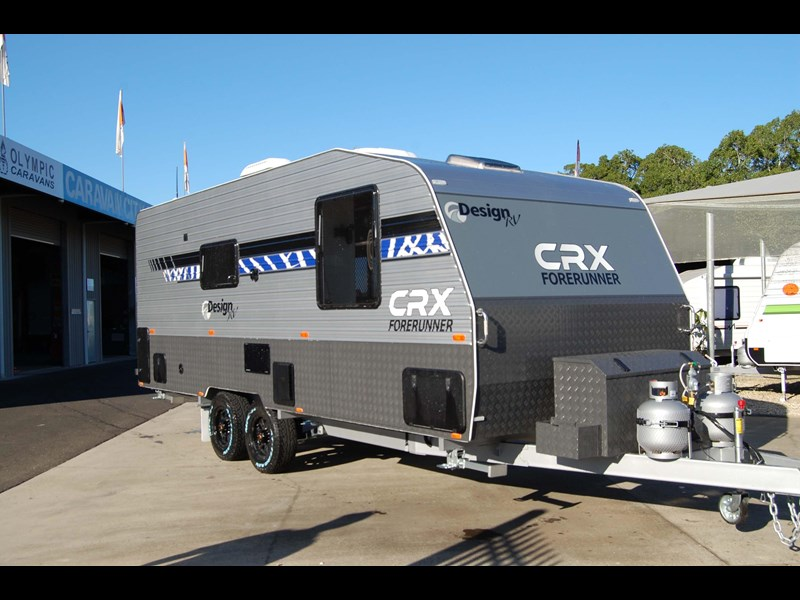 design rv crx 6 21' semi offroad 567784 027