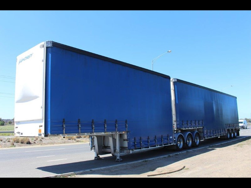 vawdrey 34 pallet double drop curtainsider b double 568635 001