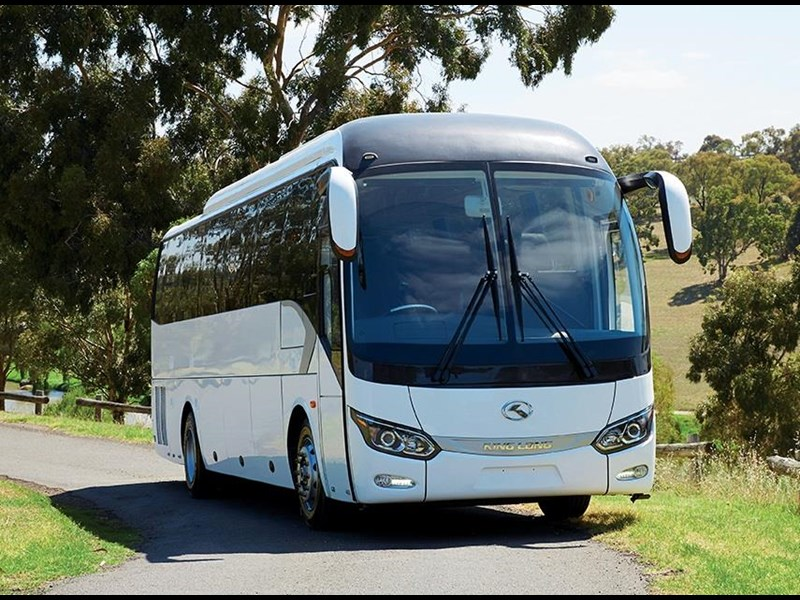king long 6911ay 9.1m (35 reclining seats) 568643 003