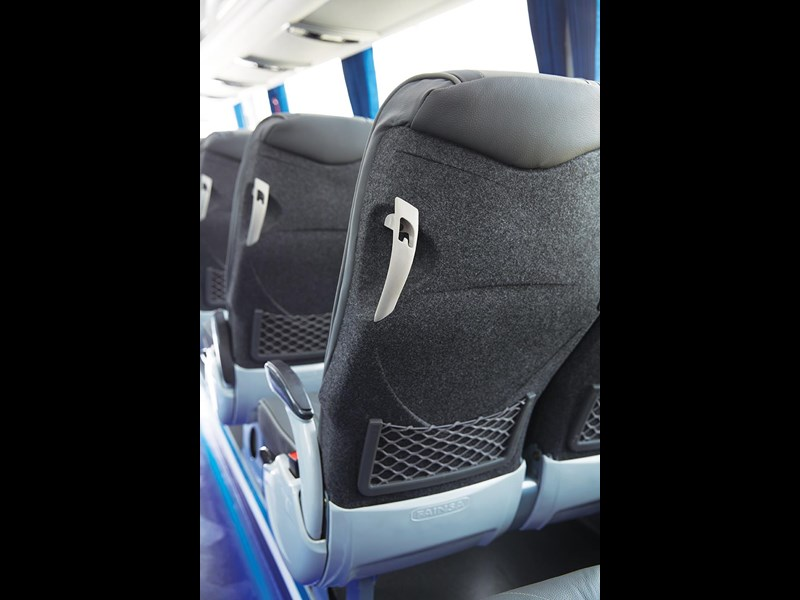 king long 6911ay 9.1m (35 reclining seats) 568643 023
