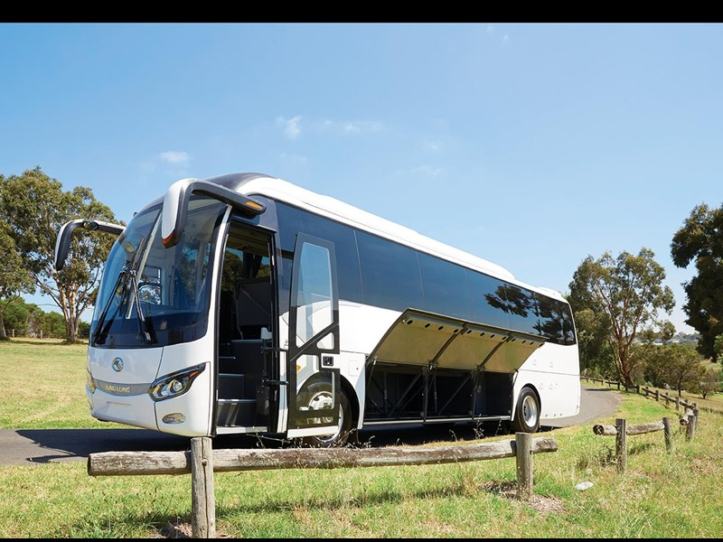 king long 6911ay 9.1m (35 reclining seats) 568643 015