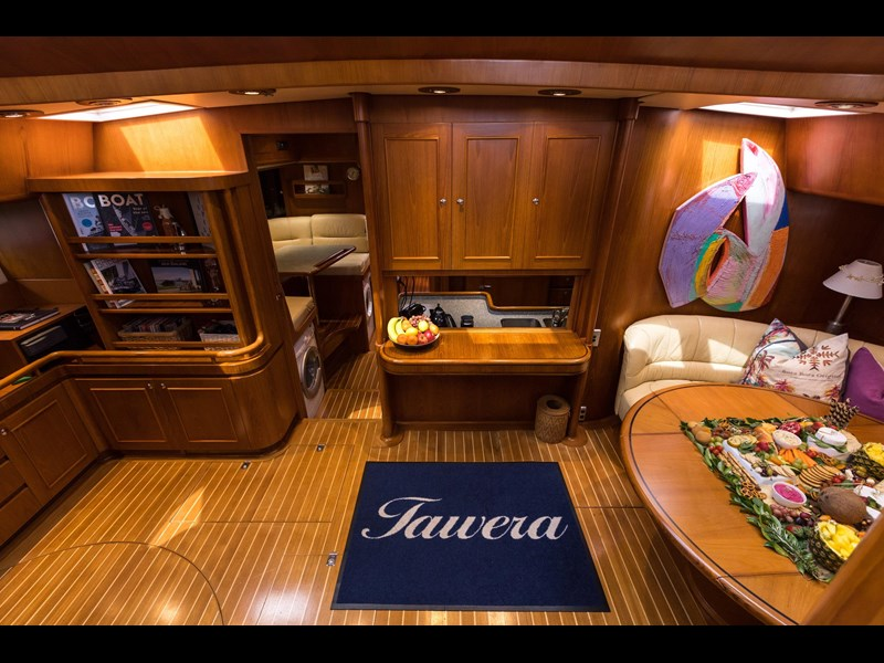 custom alloy ketch 'tawera' 569210 015
