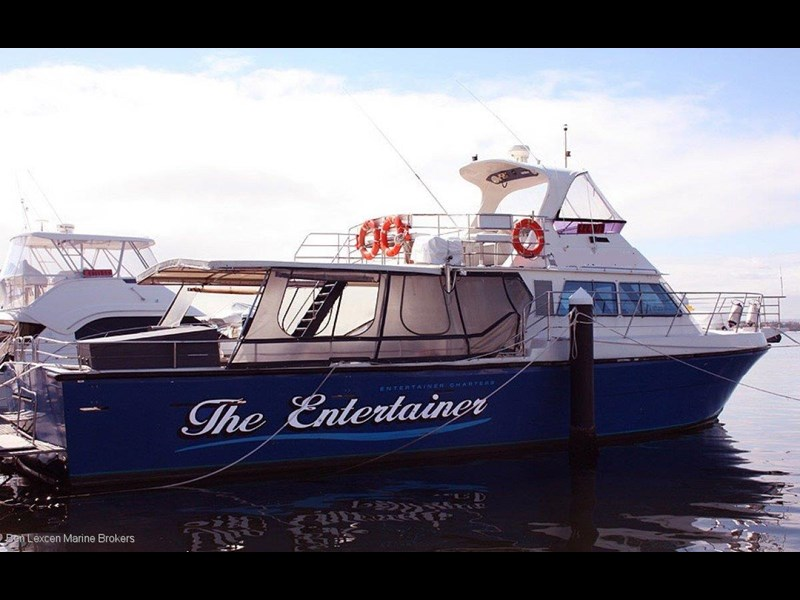 custom multi level charter vessel 501474 003