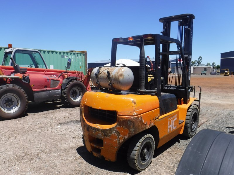 powerlift hc r45l forklift 569580 009