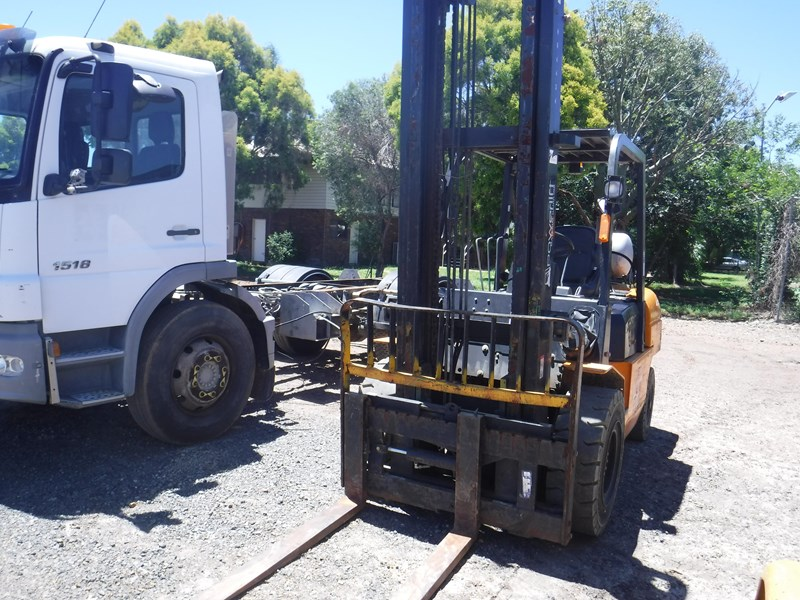 powerlift hc r45l forklift 569580 003