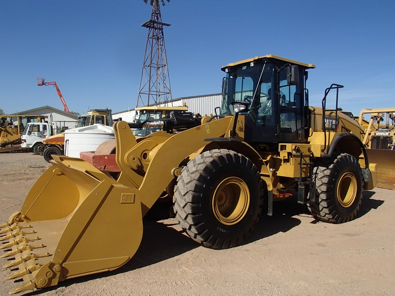 caterpillar 950gc 569955 001
