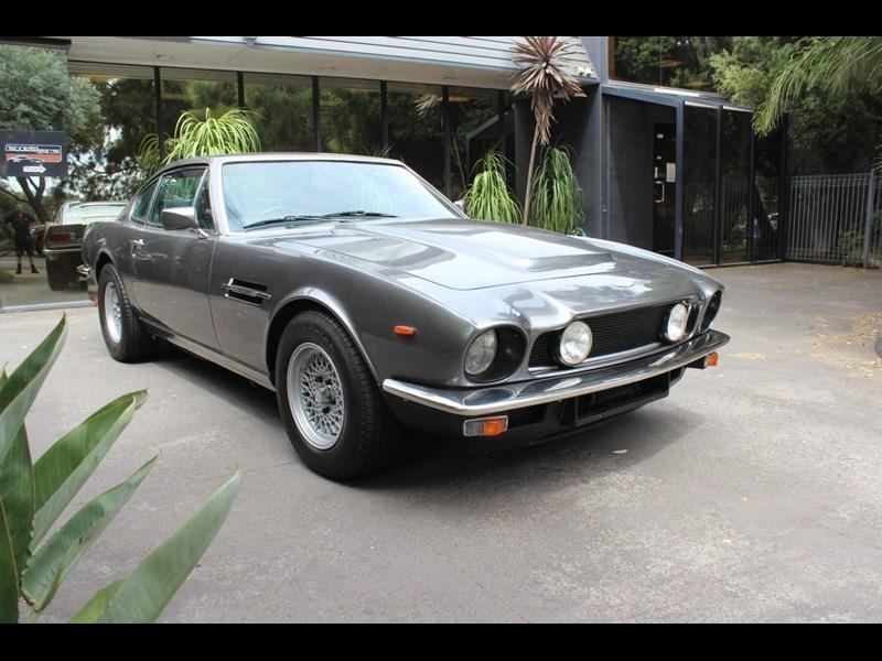 1979 Aston Martin Amv8 Oscar India For Sale
