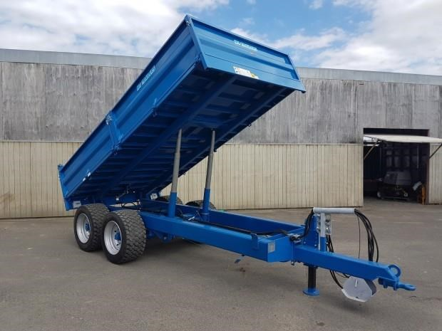 m4 12t drop-side tipper 188001 001