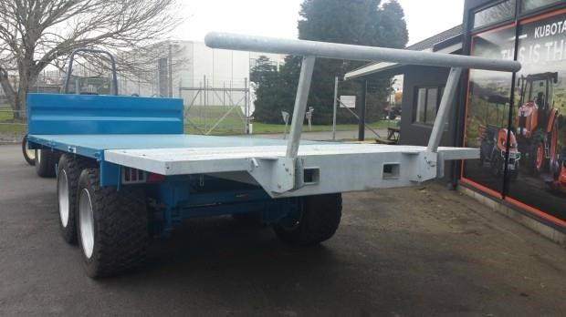m4 12t drop-side tipper 188001 007
