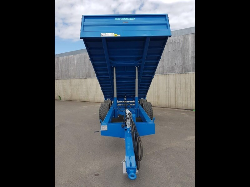 m4 12t drop-side tipper 188001 031