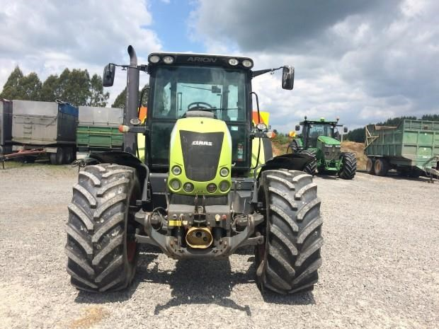 claas arion 640 581595 007