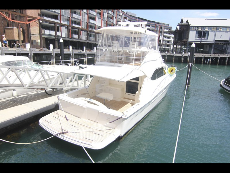 riviera 47 open flybridge 575450 007