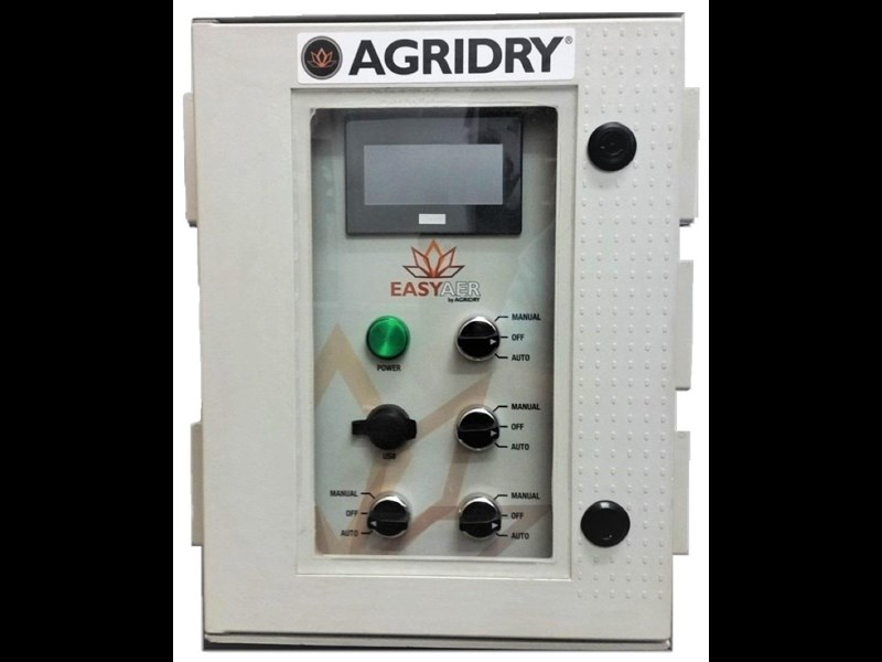 agridry easyaer mobile silo aeration fan controller - new 577026 005
