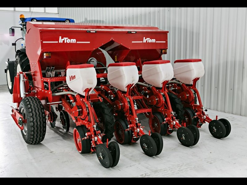 2018 Irtem 4 Row No Till Pneumatic Planter For Sale