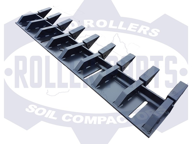 roller parts padfoot shell kit 192252 009