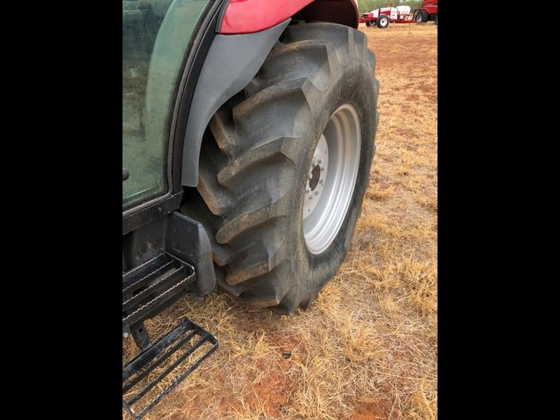 case ih jx80 with challenge loader 577709 009