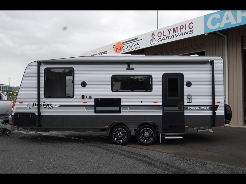 design rv forerunner 21' 6.1 495519 001
