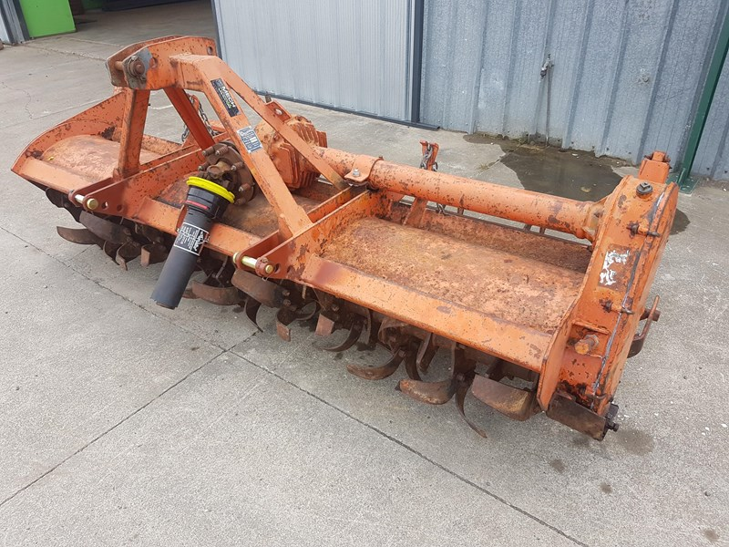 "gallagher 100"" rotary hoe 578792 001"