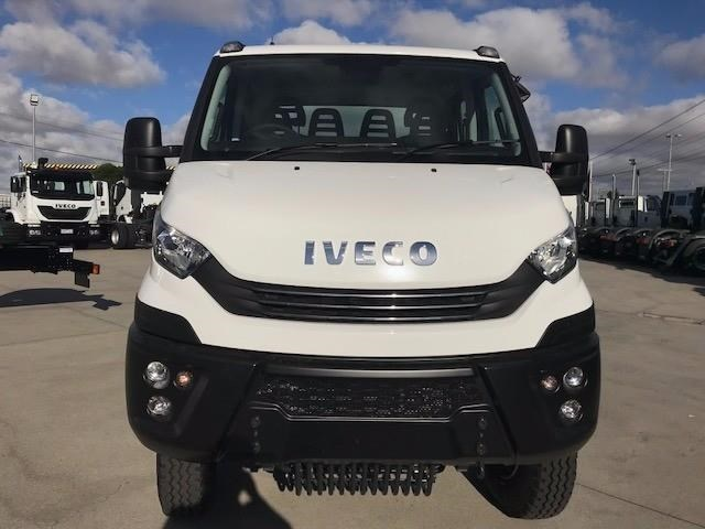 2018 iveco daily 55 s17 55s18 hdw dual cab for sale. Black Bedroom Furniture Sets. Home Design Ideas