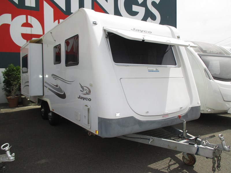 jayco sterling 21.65-3  slideout with full ensuite 580425 001
