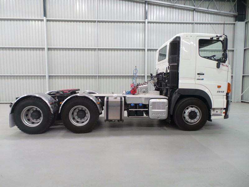 2018 HINO 700 SERIES - SS for sale