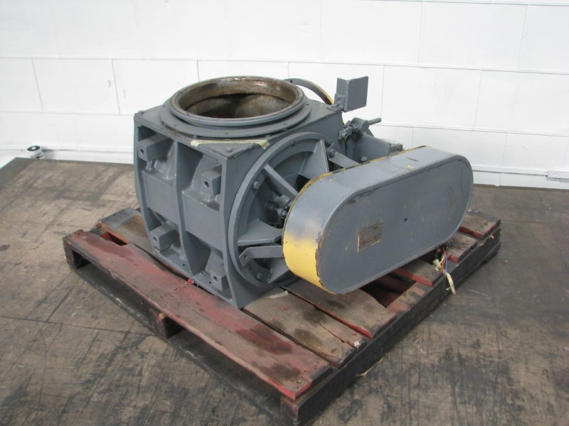 jaybee engineering rotary valve feeder blower 582006 001