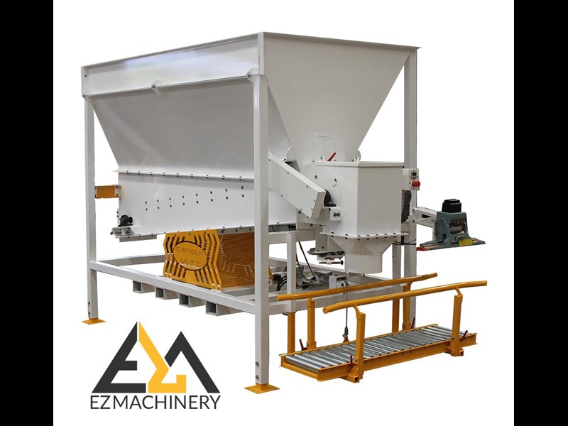 ez machinery ez bag-it 30 583274 001