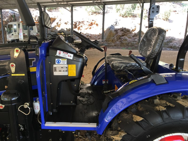 trident brand new 40hp tractor 4wd+fel+slasher shuttle shift 512366 115
