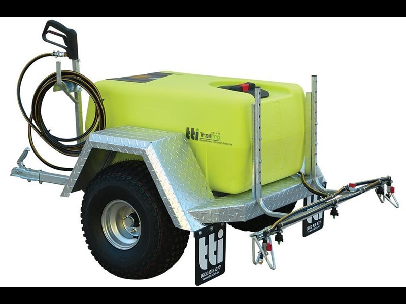 2018 TRANS TANK TRAILPRO 200L - TRAILER SPRAYER WITH