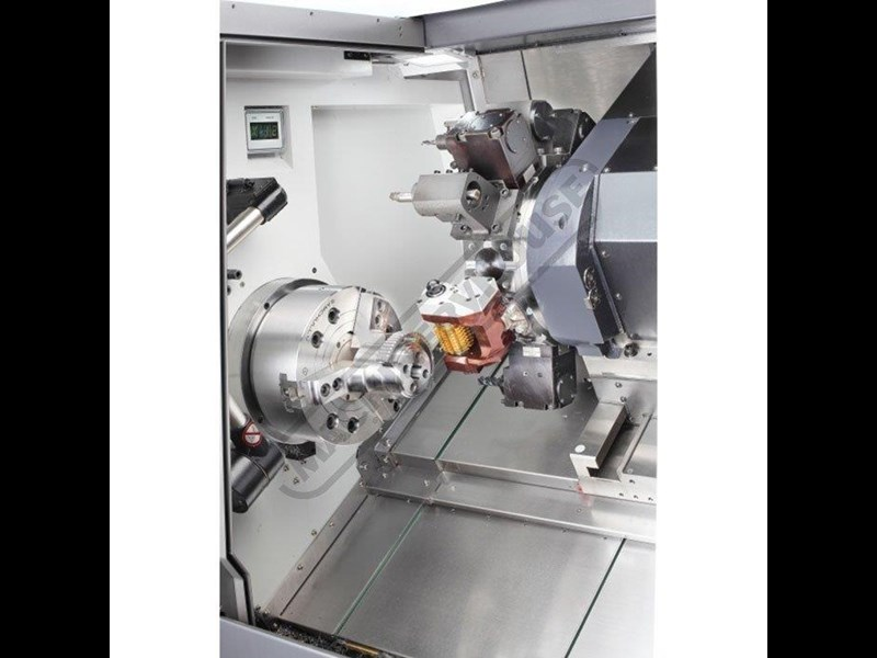 doosan machine tools puma gt2600m c axis 445740 009