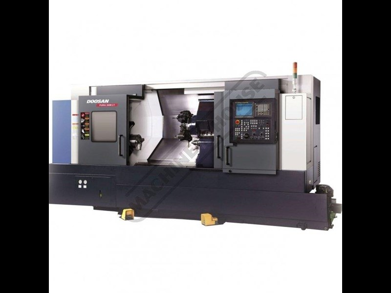 doosan machine tools puma 2600sy 545947 005