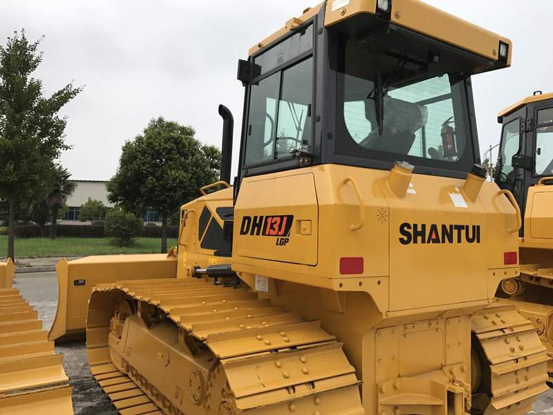 shantui dh13j bulldozer with rippers 590577 009