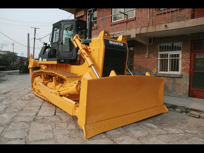 shantui sd 22 bull dozer with rippers 590579 001