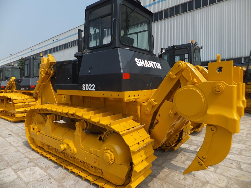 shantui sd 22 bull dozer with rippers 590579 009