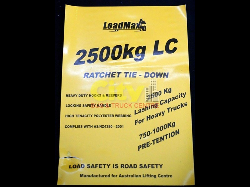 loadmax 'ergo' reverse action ratchet tie downs 592654 013