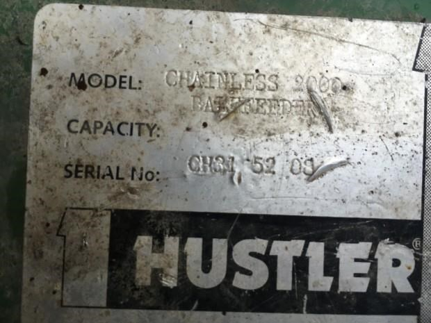 hustler chainless 2000 594776 005