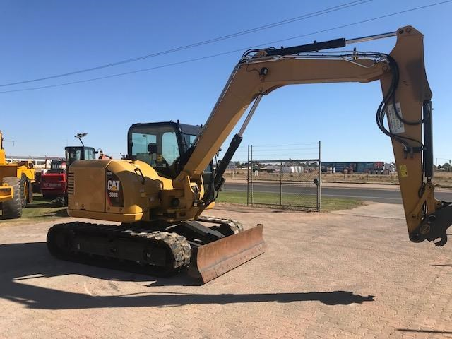 caterpillar 308e2cr 589839 009