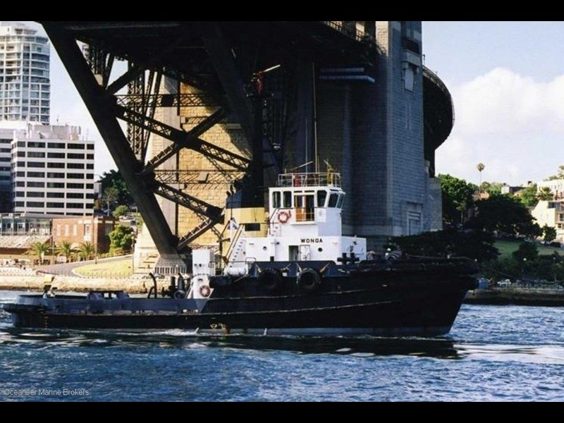 custom 32m 50tbp towing tug 596346 019