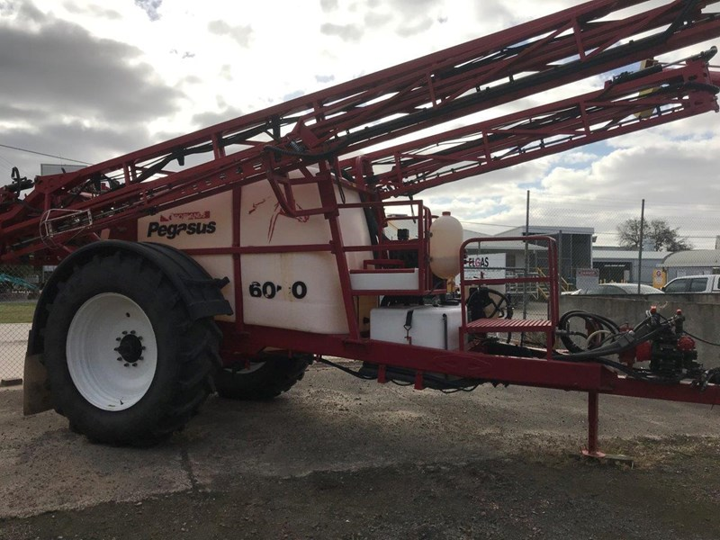 croplands bt6000l/36hw + new boom 578779 003