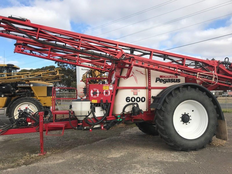 croplands bt6000l/36hw + new boom 578779 001